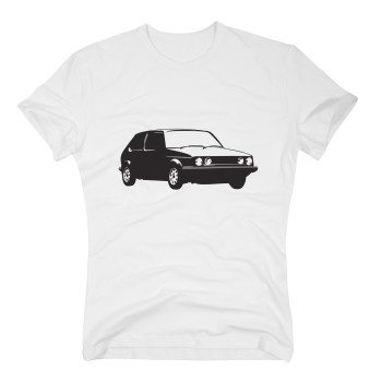 T-Shirt Golf 1 - Kultauto Herrenshirt
