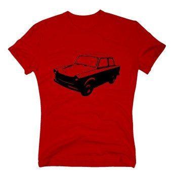 Trabbi - Herren T-Shirt - rot