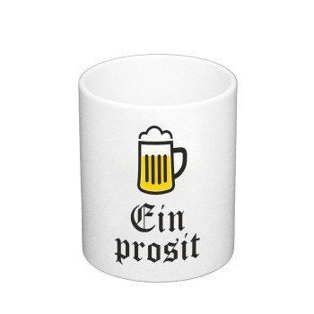 Ein Prosit - Kaffeebecher - weiß