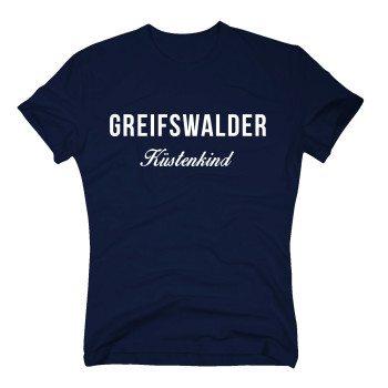 Herren T-Shirt Greifswalder Küstenkind