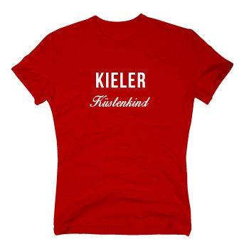 Herren T-Shirt - Kieler Küstenkind