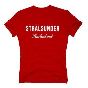 Herren T-Shirt - Stralsunder Küstenkind