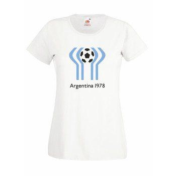 Argentina 1978 - Damen T-Shirt - weiß