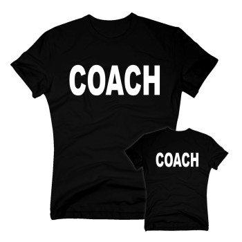 Coach T-Shirt - Herren für Trainer