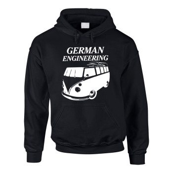 Bulli T1 Hoodie German Engineering Bulli