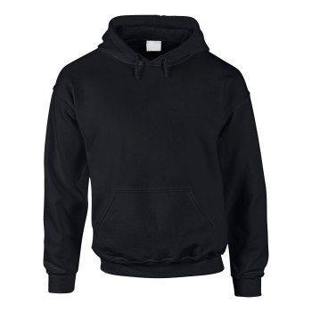Kapuzenpullover - Hoodies Herren - Kapuzenpullover - Sweater - Sweat - Pulli - Kapuzenpulli schwarz black