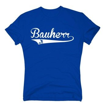 Bauherr Herren T-Shirt - Style