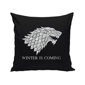 Kissen Game of Thrones - schwarze Dekokissen - Schattenwolf