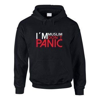 Im muslim dont panic - Hoodie Herren I'm Muslim Don't Panic