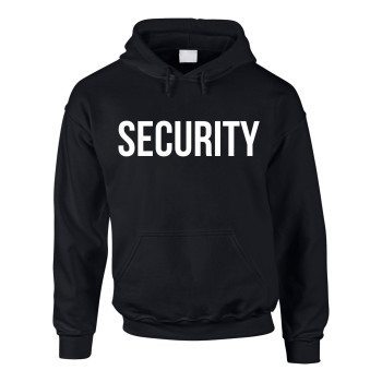 Security Hoodie Herren