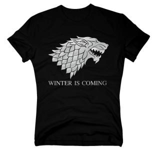 Game of Thrones T-Shirt Herren - Dire Wolf