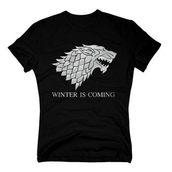 Game of Thrones T-Shirt Herren - Dire Wolf