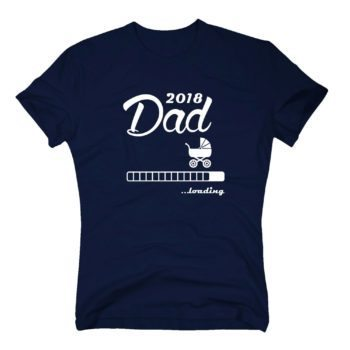 Herren T-Shirt - Dad 2018 ...loading