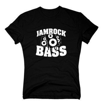 Jamrock Bass - Herren T-Shirt - schwarz