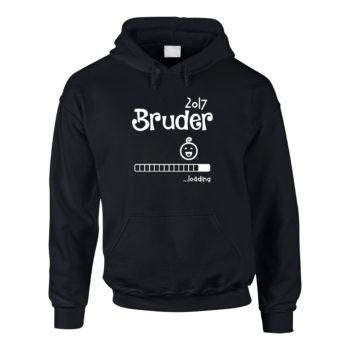 Herren Hoodie - Bruder 2017 ...loading