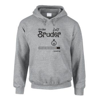 Herren Hoodie - Großer Bruder 2017 ...loading
