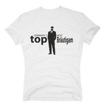 Germany's Next Top Bräutigam - Herren T-Shirt
