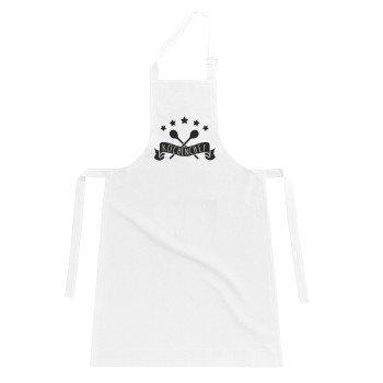 Küchenchef - Küchenschürze - weiß