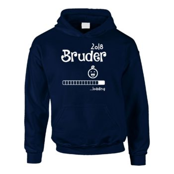 Kinder Hoodie - Bruder 2018 ...loading