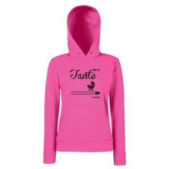 Tante 2016 loading - Damen Hoodie - pink
