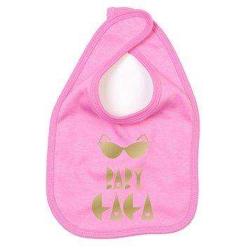 Baby Gaga - Baby Lätzchen - pink