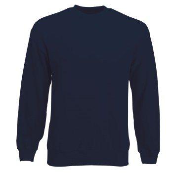 Herren Sweatshirt - Blanko - Pulli - Pullover