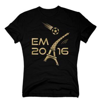 EM 2016 Herren T-Shirt - Eifelturm