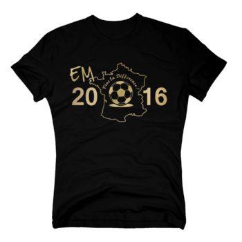 EM 2016 Herren T-Shirt - Vive la Difference