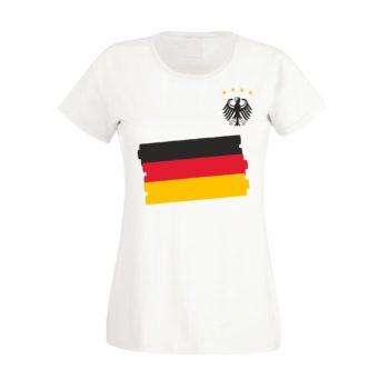 EM 2016 Damen Deutschland T-Shirt