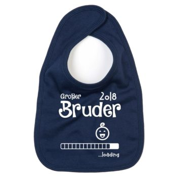 Baby Lätzchen - Großer Bruder 2018 ...loading
