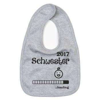 baby lätzchen schwester 2017 loading