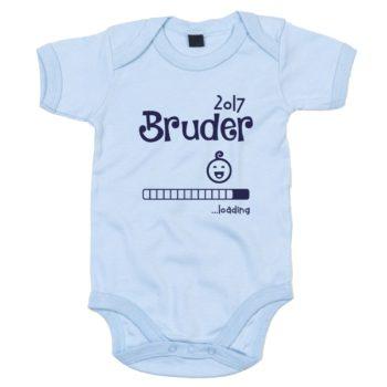 Baby Body - Bruder 2017 ...loading hellblau