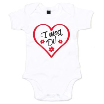 Baby Body - I mog Di - Blumen