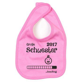 baby lätzchen große schwester 2017 loading