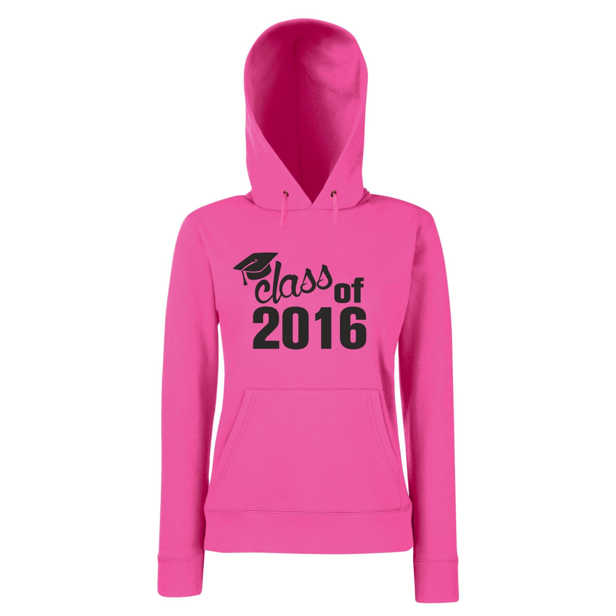 hoodie - damen - class of 2016