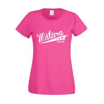 Damen T-Shirt - Matura 2016 mit Sternen