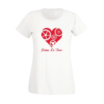 Tour de France Shirt - Damen - T'aime le tour
