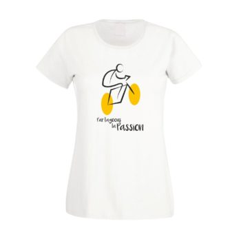 Damen T-Shirt - Tour de France - Partageons la Passion
