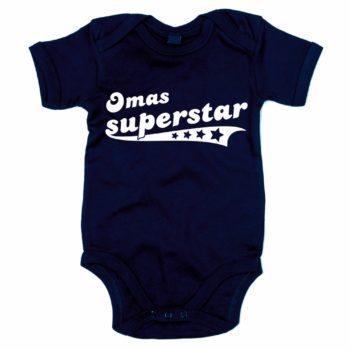 Baby Body - Omas Superstar - dunkelblau