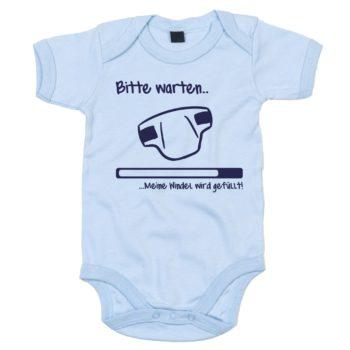 Baby Body - Bitte warten... Meine Windel wird gefüllt!