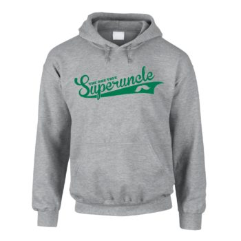 Herren Hoodie - The one true Superuncle