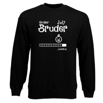 Herren Sweatshirt - Großer Bruder loading 2017