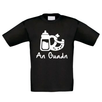 Kinder T-Shirt - An Guadn