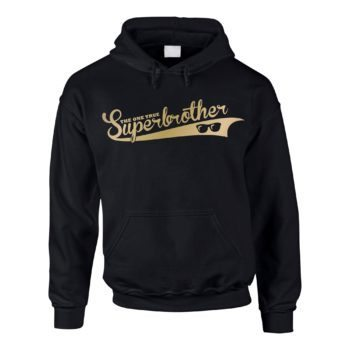 Herren Hoodie - The one true Superbrother