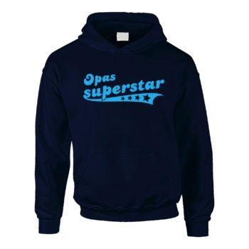 Kinder Hoodie - Opas Superstar