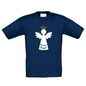 Kinder T-Shirt - Kleiner Engel - für Jungen