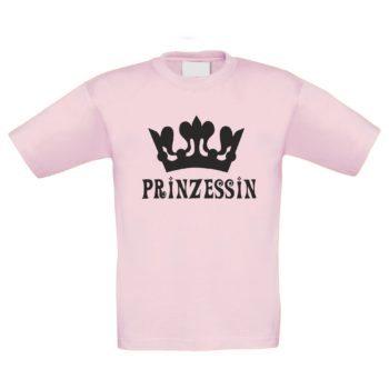 Kinder T-Shirt - Prinzessin