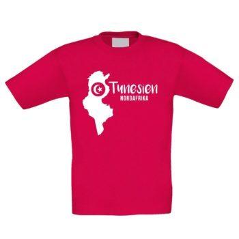 Kinder T-Shirt - Tunesien Nordafrika