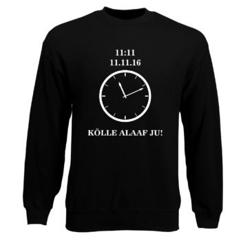 Herren Sweatshirt - Kölle Alaaf Ju