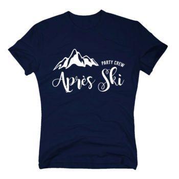 Herren T-Shirt - Apres Ski - Party Crew